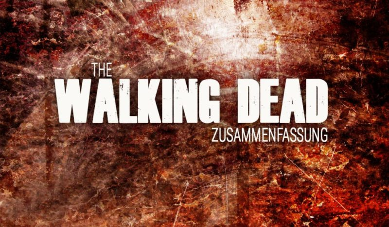 Zusammenfassung: The Walking Dead – Staffel 1-8