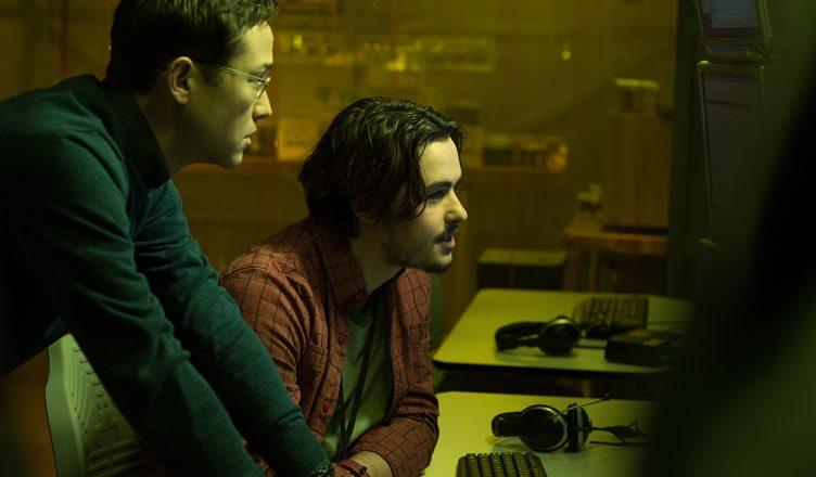 Joseph Gordon Levitt als Edward Snowden