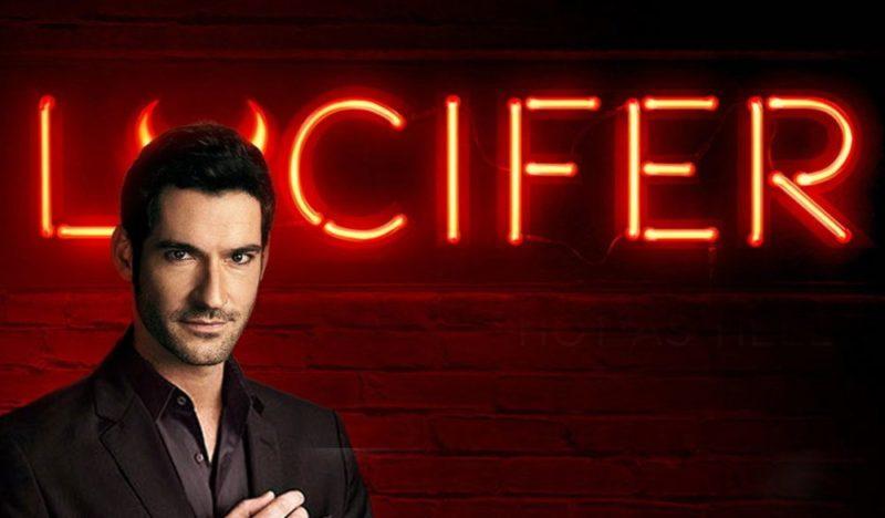 Titelbild zur Filmkritik an Lucifer - Staffel 1