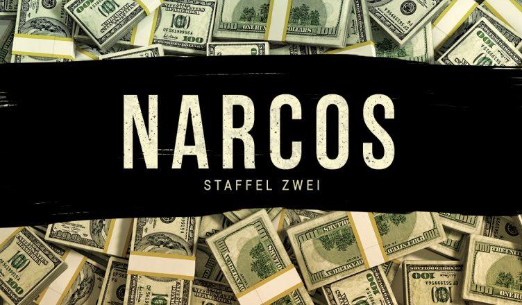 Titelbild zur Serienkritik an Narcos Staffel 2