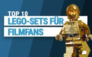 Lego Sets für Film- und Serienfans