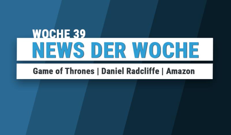 Wochenüberblick 39 von 4001Reviews mit News der Woche