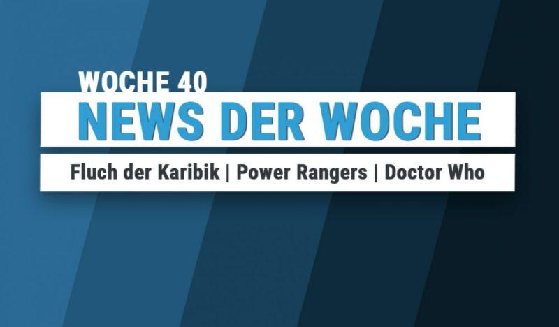 Wochenüberblick 40 von 4001Reviews mit News der Woche