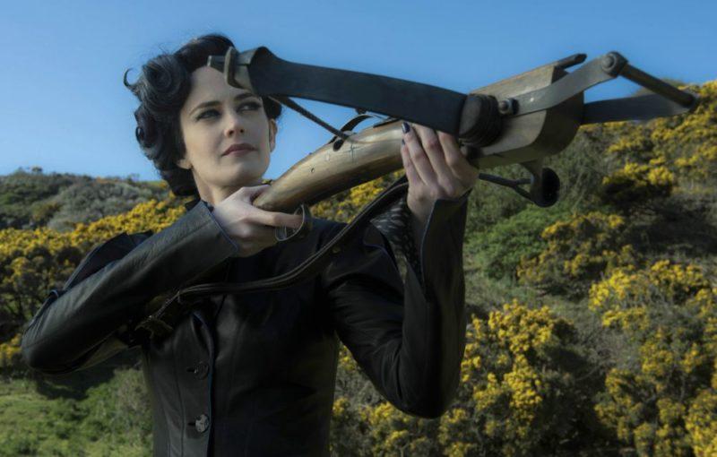 Eva Green als Miss Perigrine in Die Insel der besonderen Kinder