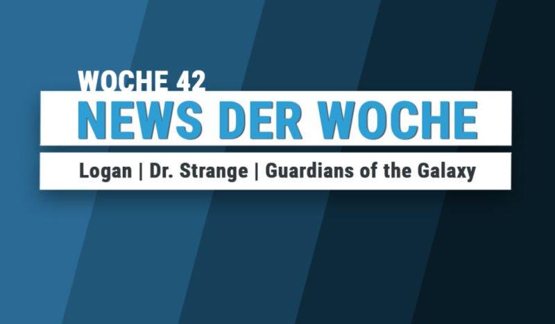 Film und Serien News der Woche 42 in 2016