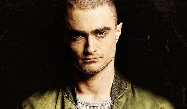 Daniel Radcliffe als Undercover-Agent im Neonazi-Look