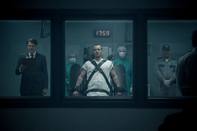 Michael Fassbender als Callum Lynch in Film Assassin's Creed
