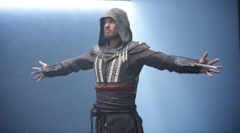 Michael Fassbender als Aguilar de Nerha im neuen Film Assassin's Creed