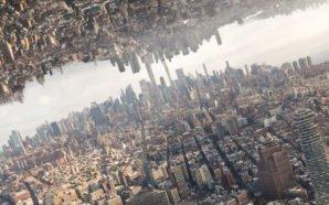 New York dreht sich wie im Film Inception