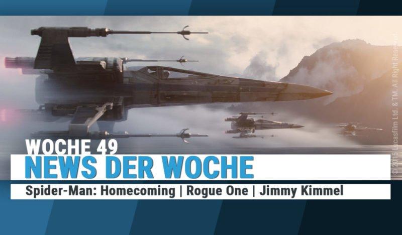 Eine Staffel X-Wing Fighter fliegt in den Einsatz