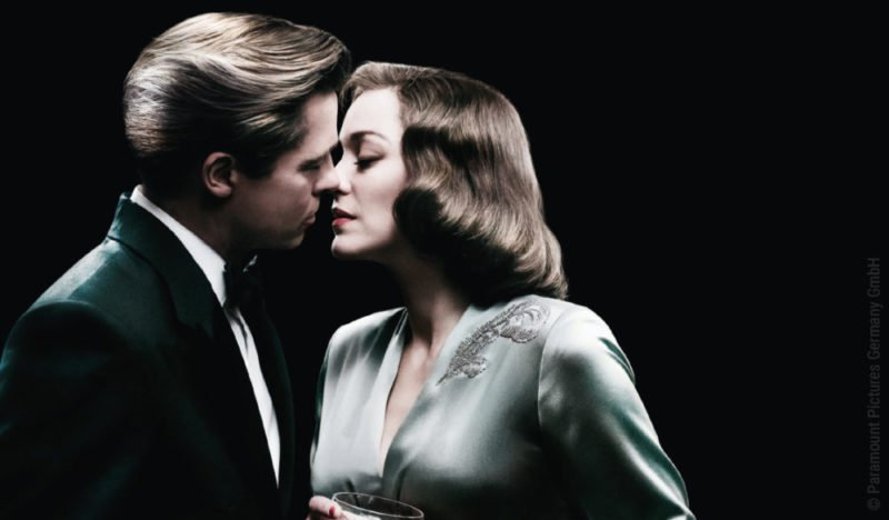 Kritik: Allied – Vertraute Fremde