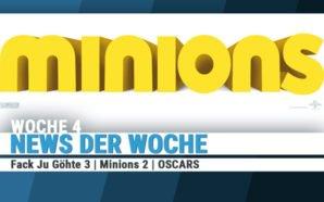 Titelbild der Film- und Seriennews der Woche 4 in 2016