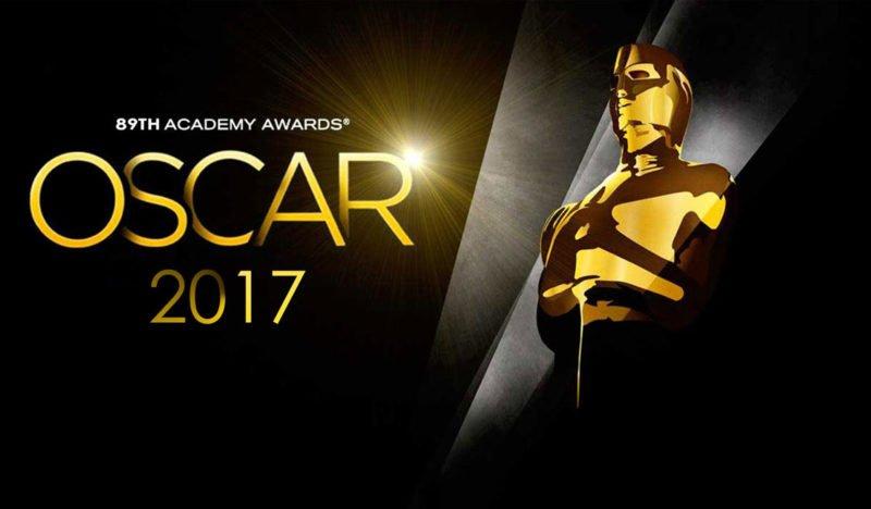 Logo der 89. Verleihung der Academy Awards