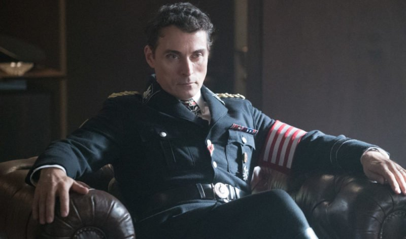 Rufus Sewell als Obergruppenführer Smith in The Man in the High Castle Staffel 2