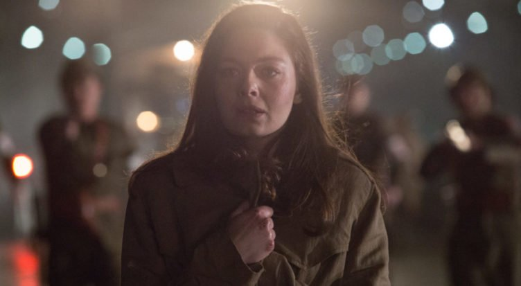 Alexa Davalos als Juliana Crane in The Man in the High Castle Staffel 2