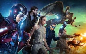 Das Superhelden-Team aus Legends of Tomorrow ist zum Angriff bereit