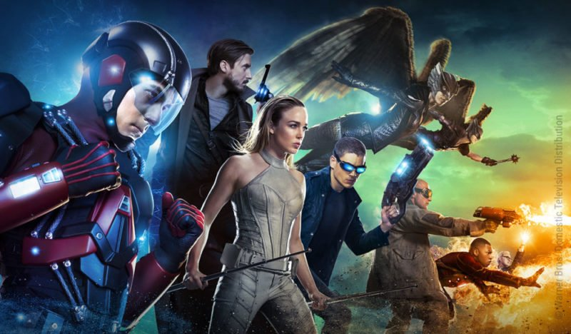 Kritik: Legends of Tomorrow – Staffel 1