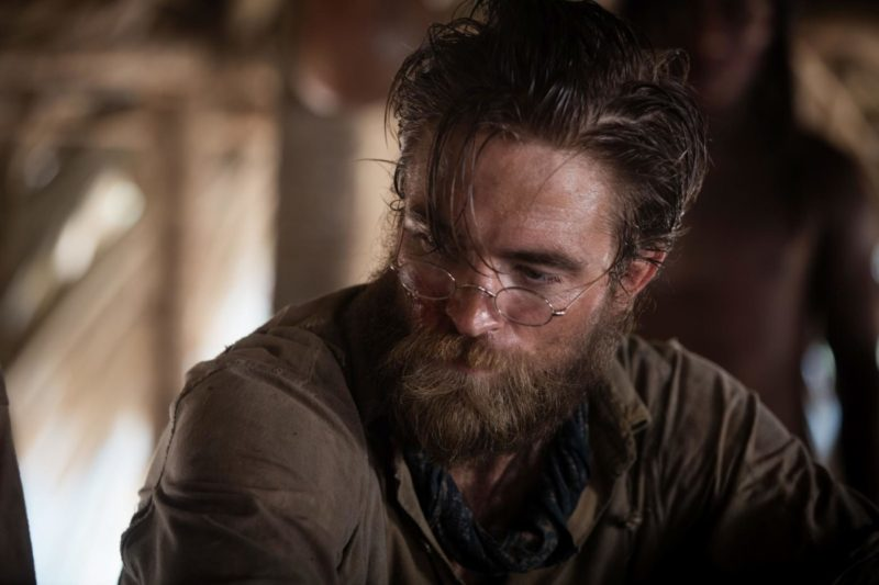 Robert Pattinson als Henry Costin in Die versunkene Stadt Z