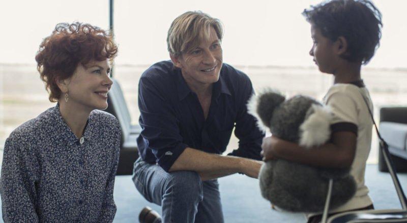 Nicole Kidman David Wenham und Sunny Pawar begegnen sich in Lion