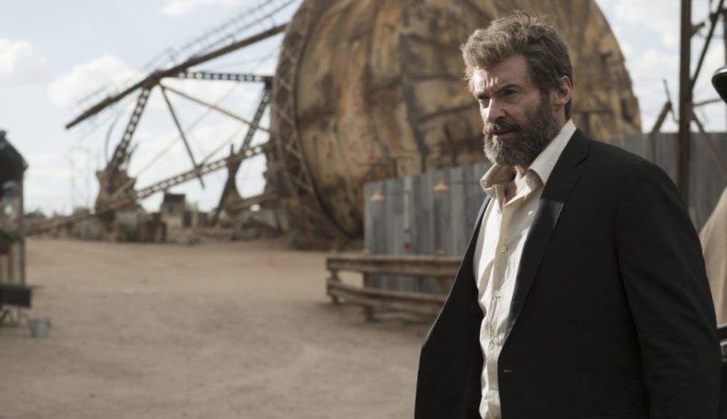 Logan (Hugh Jackman) ist sichtbar gealtert.