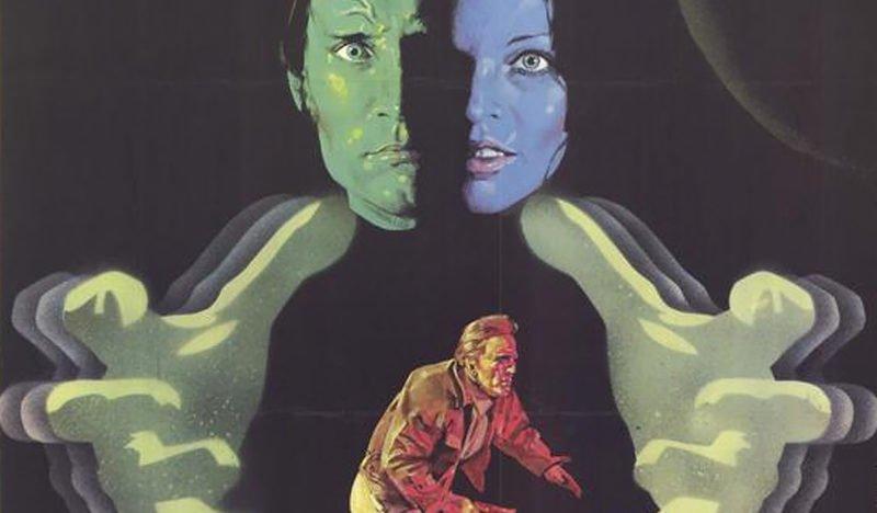 Klassisches Filmplakat des Films The Fury aus dem Jahr 1978