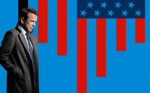 Poster der Serie Designated Survivors mit Kiefer Sutherland