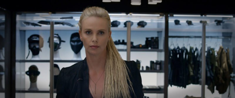 Charlize Theron als Cypher in Fast & Furious 8