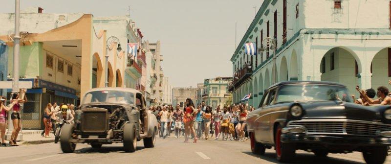 Straßenrennen in Kuba in Fast & Furious 8