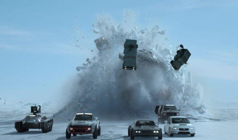 Kritik: Fast & Furious 8