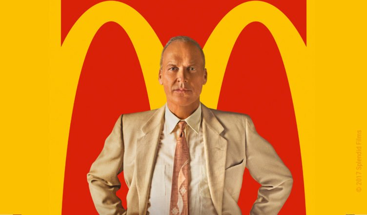 Titelbild zur Kritik The Founder von 4001reviews mit Michael Keaton