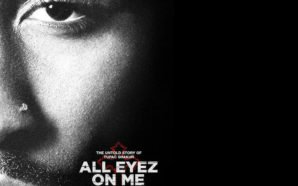 Poster von Film All Eyez On Me mit Demetrius Shipp Jr. als Tupac
