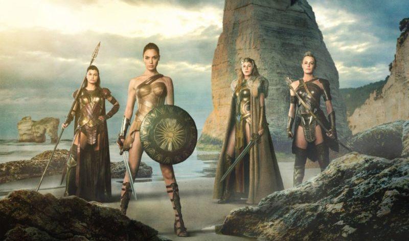 TItelbild Top 5 Kinostarts Juni 2017 mit Gal Gadot als Wonder Woman