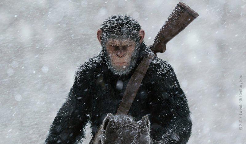 Kritik: Planet der Affen: Survival