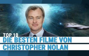Titelbild für Topliste Top 10 Die besten Christopher Nolan Filme mit Christopher Nolan