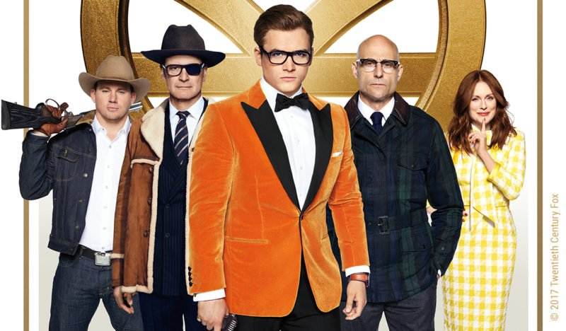 Kritik: Kingsman 2: The Golden Circle