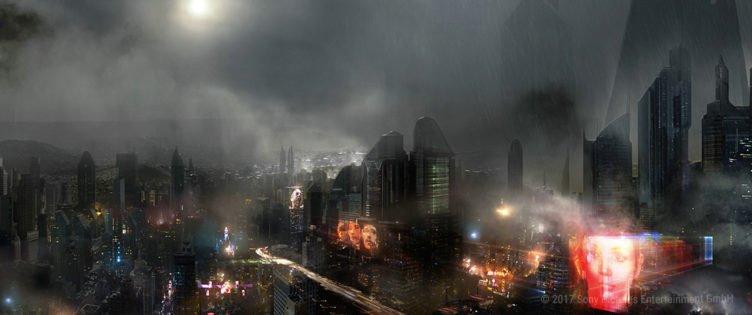 Concept Art der Megacity Los Angeles für den Film Blade Runner 2049.jpg