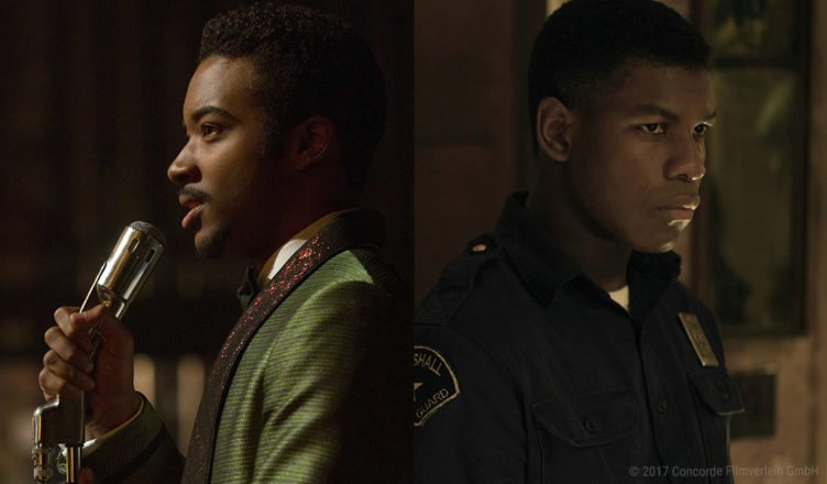 Algee Smith und John Boyega in Detroit