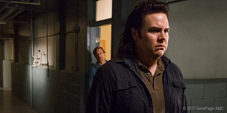 Eugene Porter in The Walking Dead Staffel 8 Folge 7