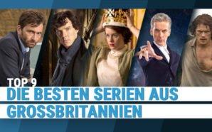 Top 9: Britische Serien auf Netflix