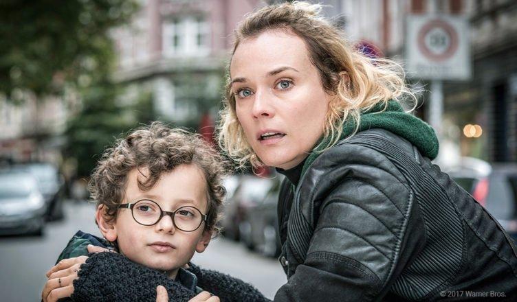 Diane Kruger mit Rafael Santana in Aus dem Nichts