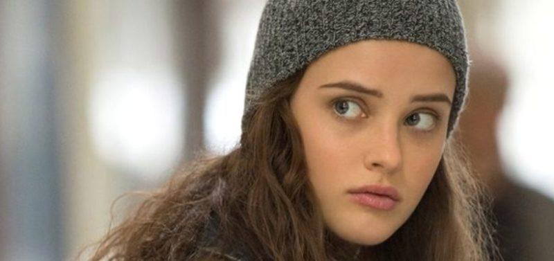 Katherine Langford als Hannah Baker in Szenenbild für Tote Mädchen Lügen Nicht Staffel 1