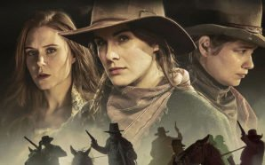 Titelbild für Kritik Godless Staffel 1Christiane Seidel, Michelle Dockery, Merrit Wever