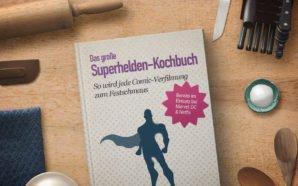 Das große Superhelden-Kochbuch