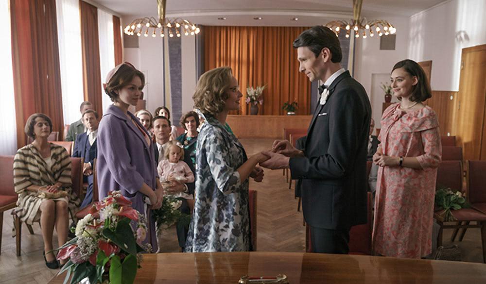 Monika heiratet Joachim