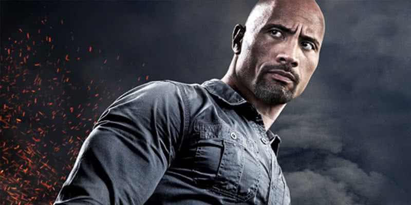 Dwayne Johnson in Snitch als John Matthews.