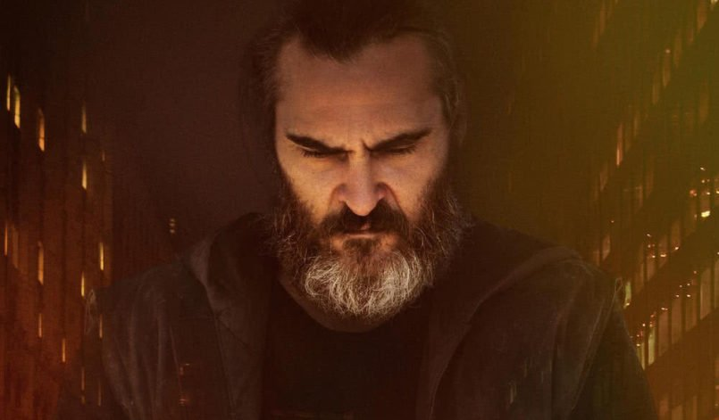 Titelbild Kritik A Beautiful Day mit Joaquin Phoenix