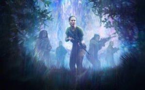 Titelbild für Kritik Auslöschung mit Natalie Portman im Schimmer