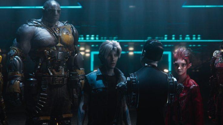 Die Avatare der Charaktere stehen verreint.