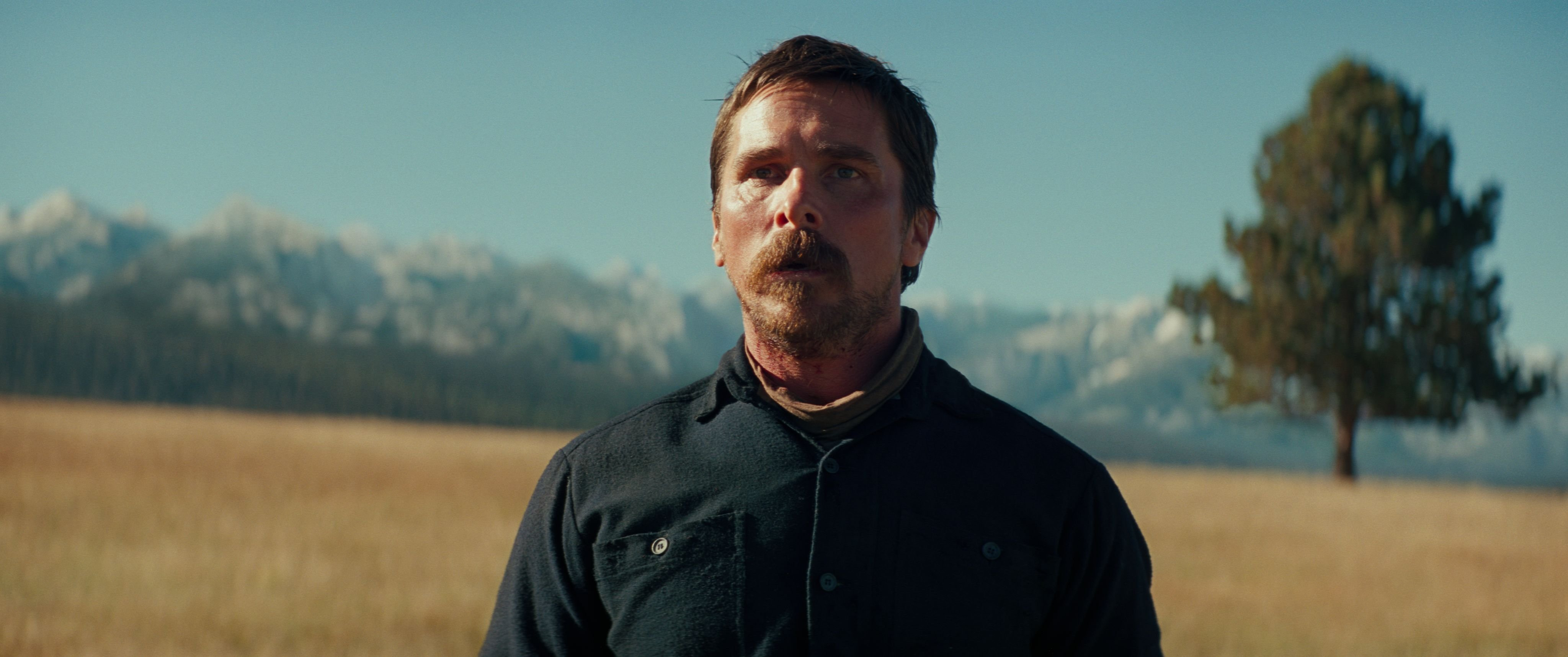 Christian Bale als Capt. Joseph J. Blocker in Hostiles - Feinde