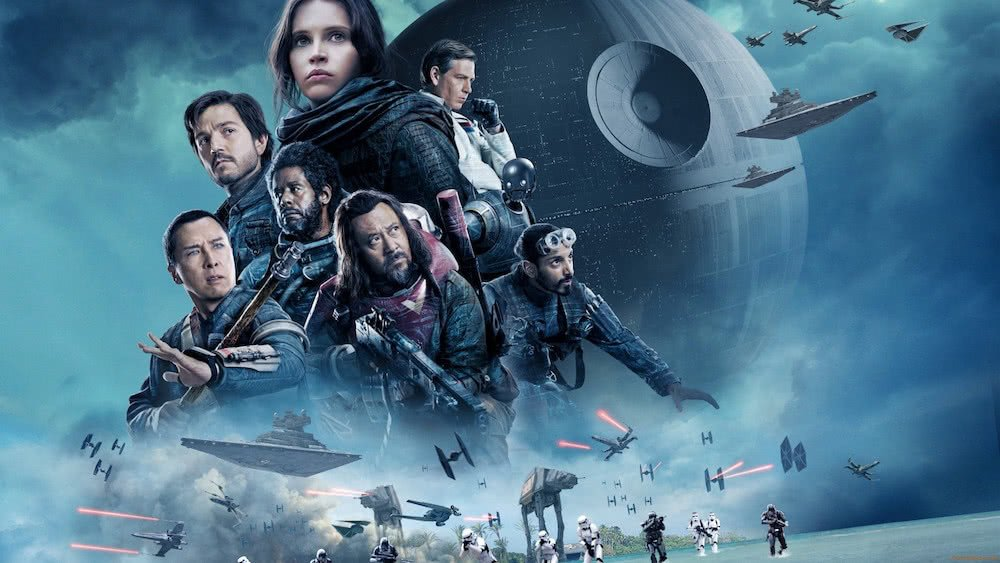 Poster für Rogue One A Star Wars Story